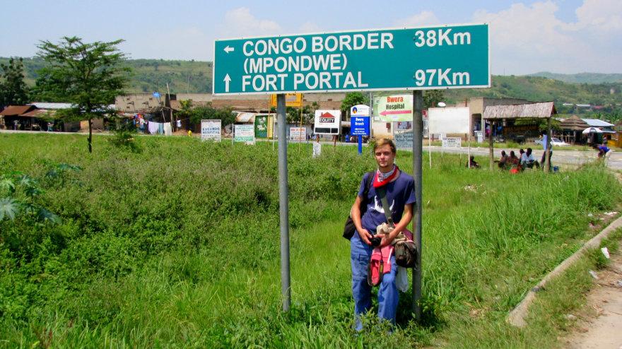 Iki Kongo DR visai netoli