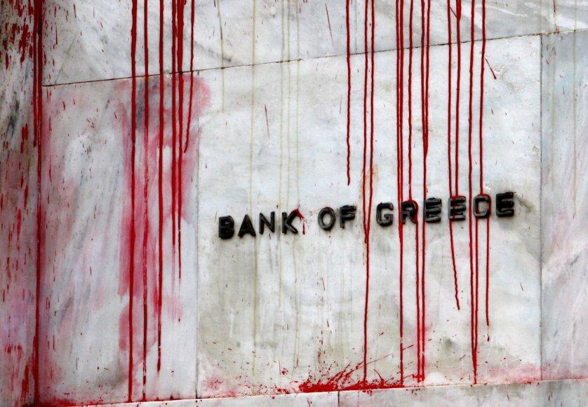 Graikijos centrinis bankas