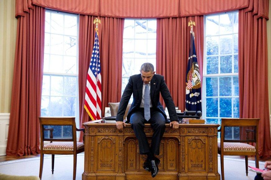 Geriausios 2016 m. Baltųjų rūmų fotografų nuotraukos