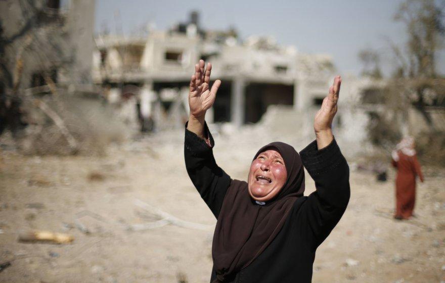 Palestinietė Gazos ruože