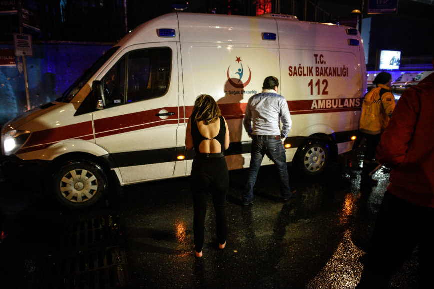 Išpuolis Stambule