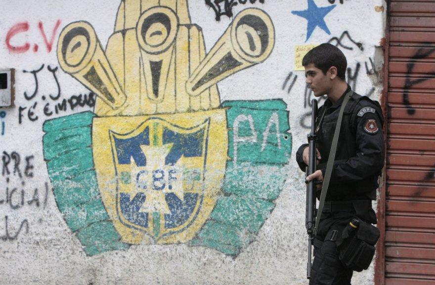Policija Brazilijoje
