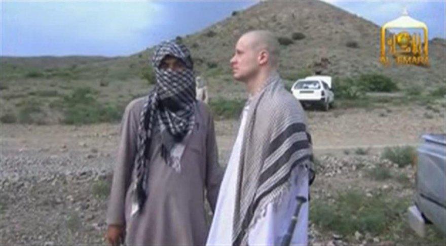 Penkių Talibano kovotojų apkeitimas į amerikietį Bowe Bergdahlą