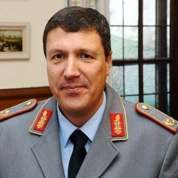 Vokietijos kariuomenės brigados generolas Markusas Laubentahlis