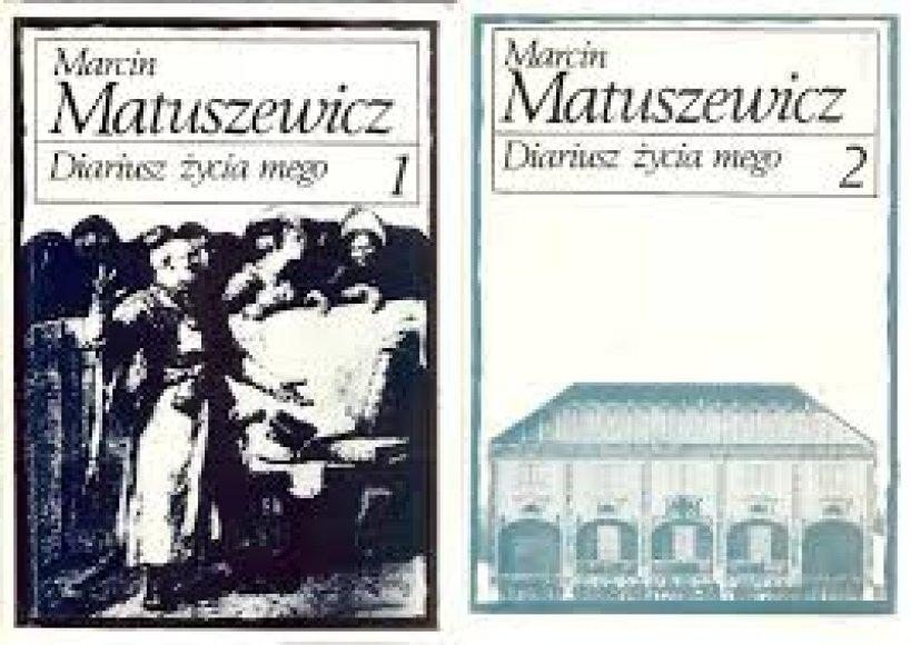 Marcino Matuševičiaus memuarai