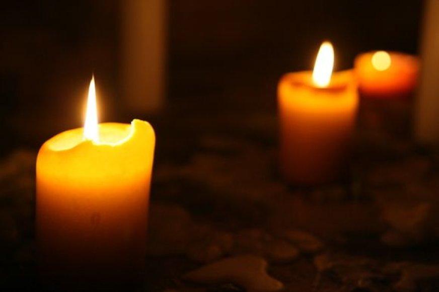 Stalo žvakės