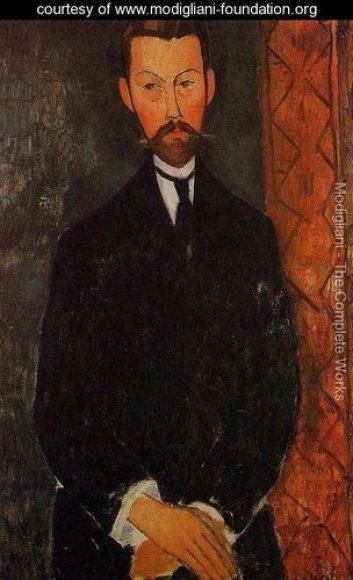Amedeo Modigliani paveikslas