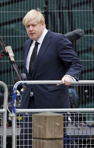 Londono meras Borisas Johnsonas