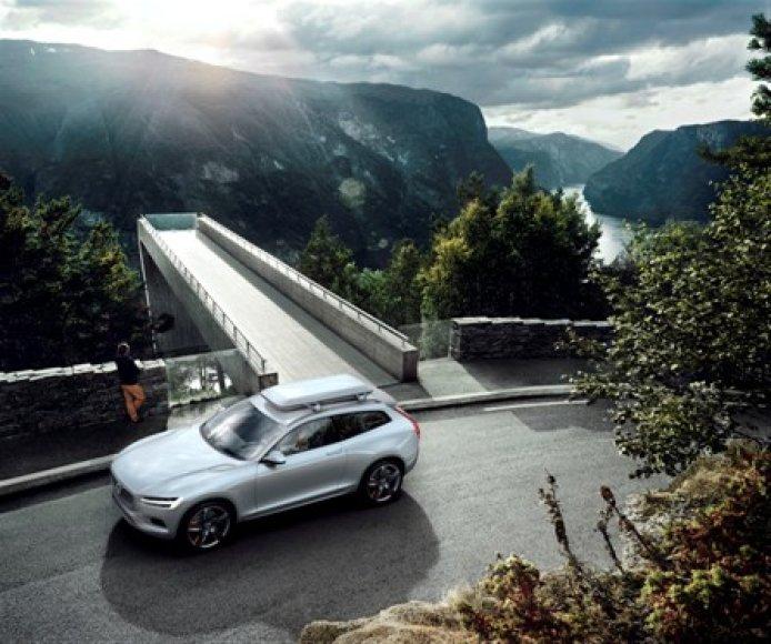 """""""Volvo Concept XC Coupe"""""""