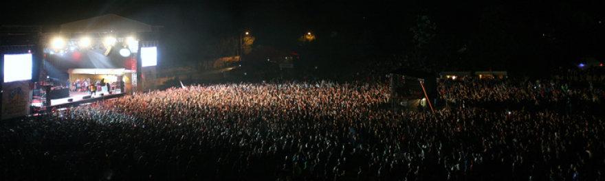 "Festivalis ""Hip Hop Kemp"" Čekijoje"