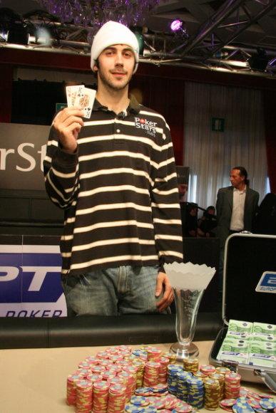 Jasonas Mercieris 2008 metais