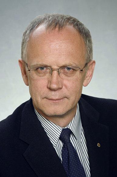Estijos parlamento pirmininkas Eiki Nestoras