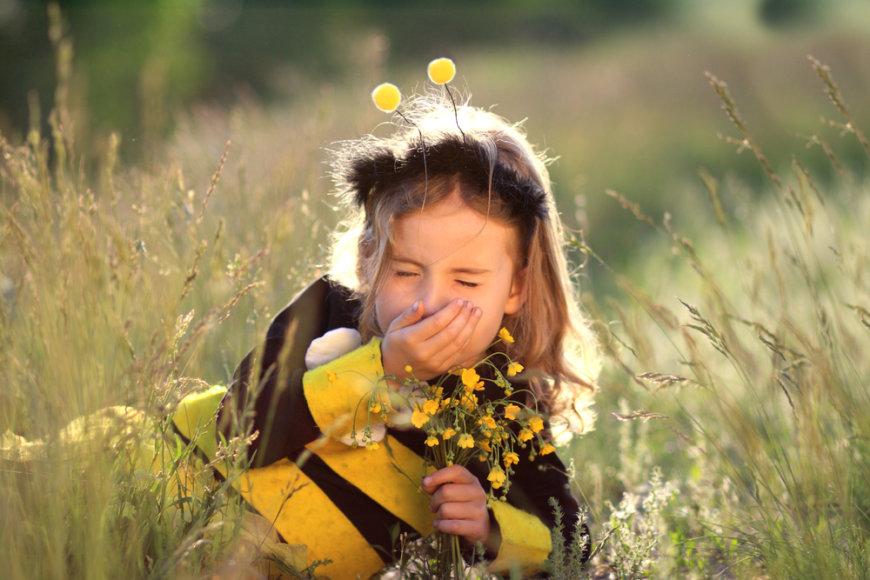 Šienligės simptomų gali atsirasti ir pavasarį, ir vasarą, ir net rudenį.