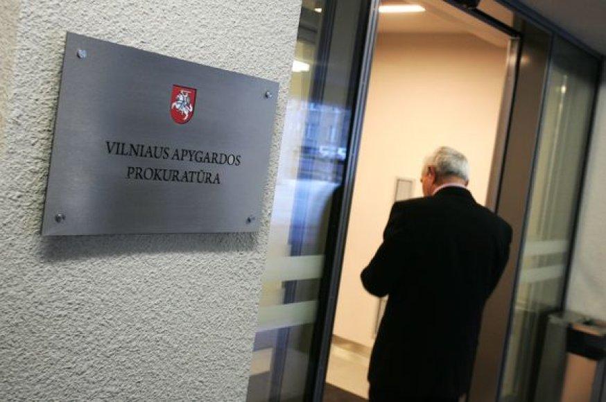 Vilniaus apygardos prokuratūra
