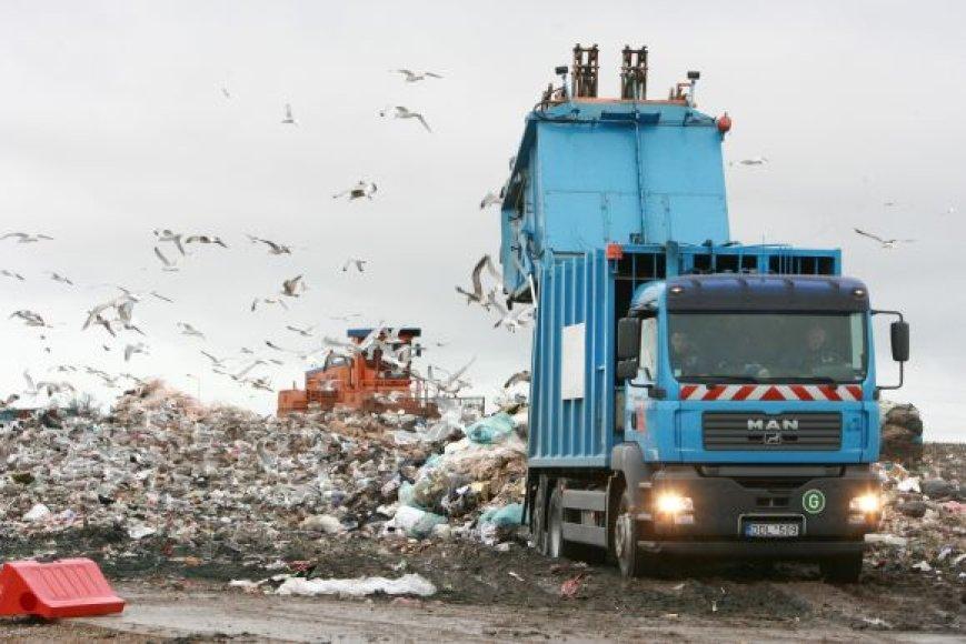 Jau šiemet Kalotės sąvartyne iš atliekose susikaupusių dujų turėtų būti pradėta gaminti elektros energija.