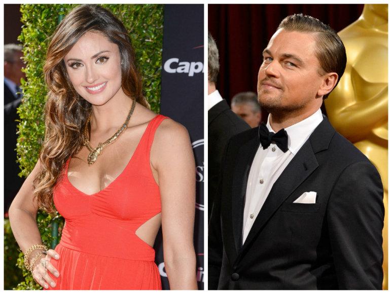 Katie Cleary ir Leonardo DiCaprio
