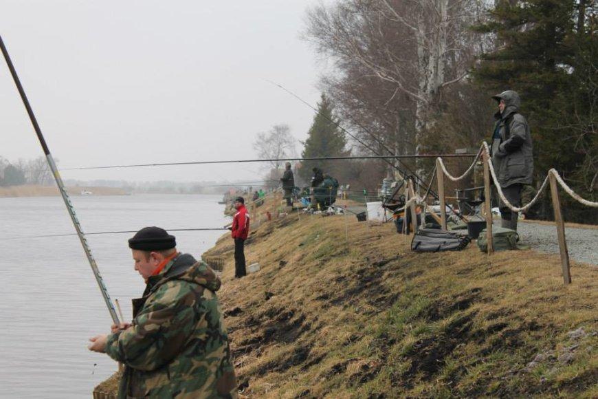 Kovo 1 d. žvejyba Mingėje