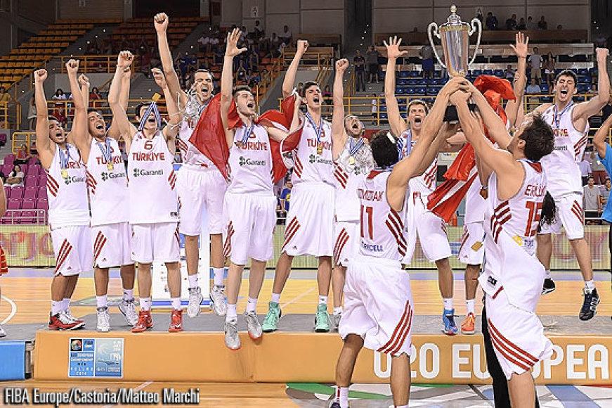Turkijos jaunimo krepšinio rinktinė
