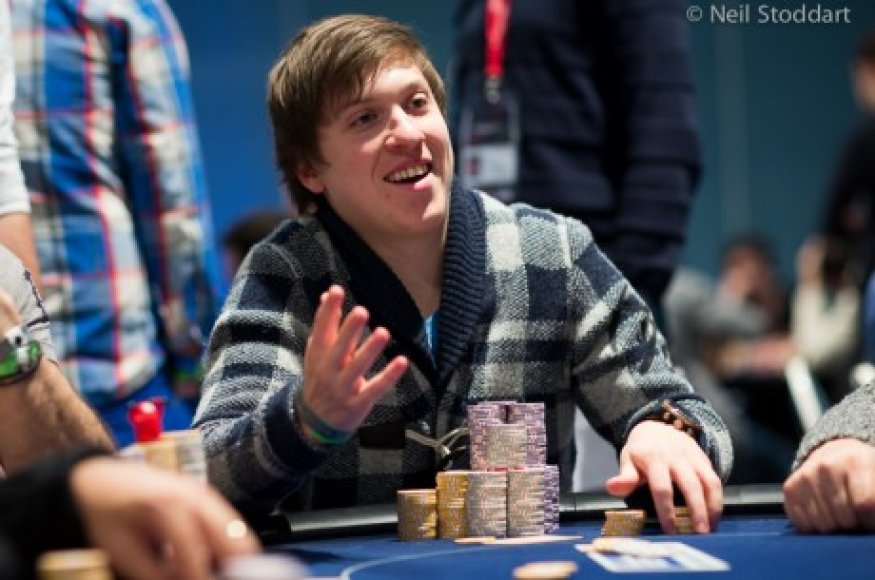 Kristijonas Andrulis / PokerStarsBlog.com nuotr.