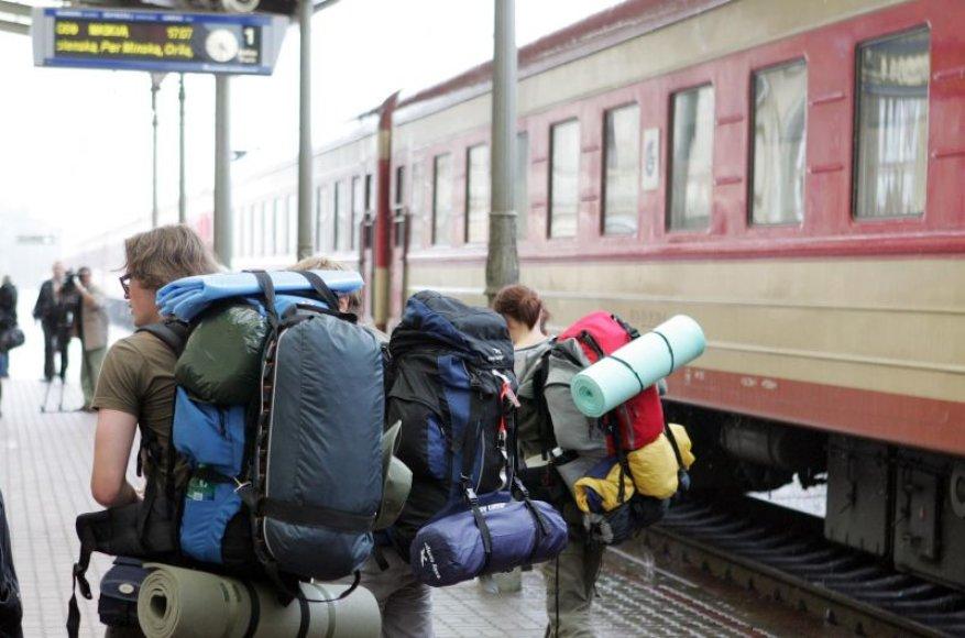 Studentų kelionės