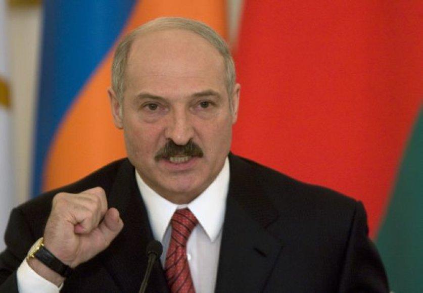 Aliaksandas Lukašenka