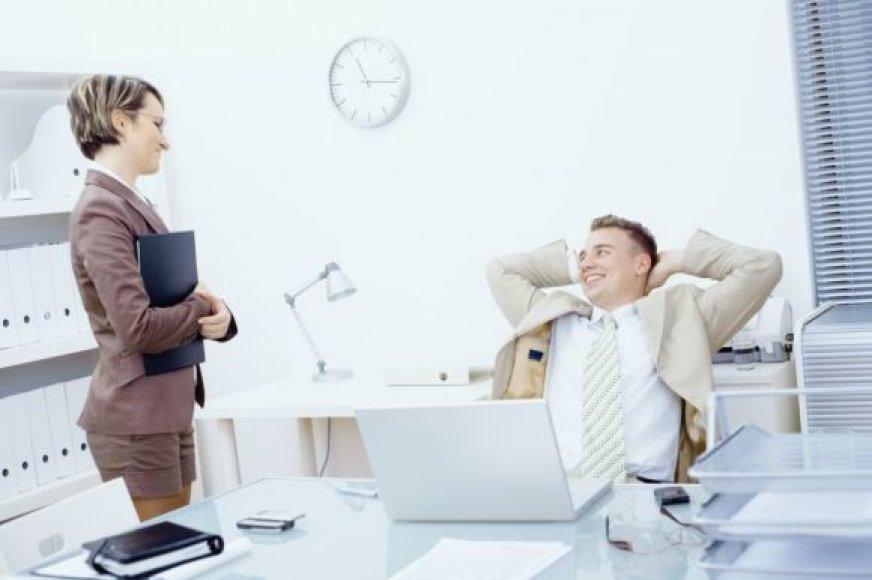 Darbiniai santykiai