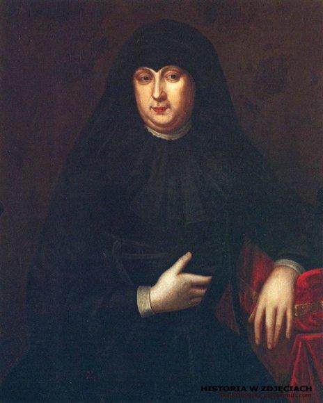 Kunigaikštienė Ona Kotryna Radvilienė
