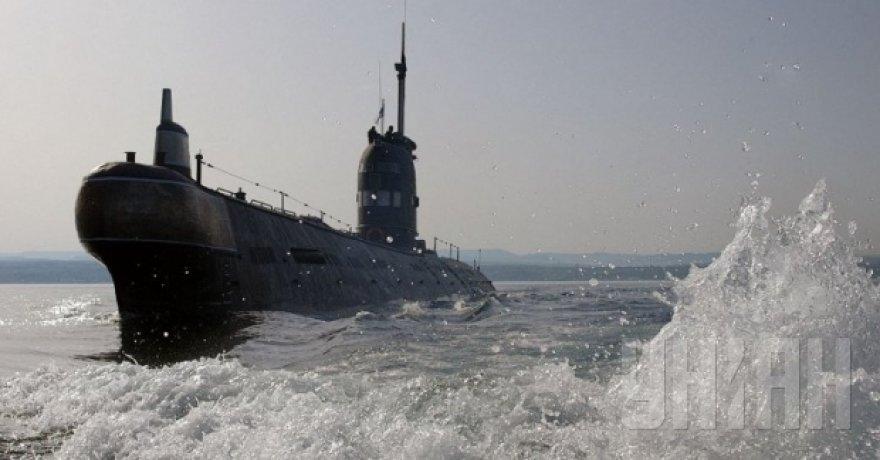 """Ukrainos povandeninis laivas """"Zaporožė"""""""