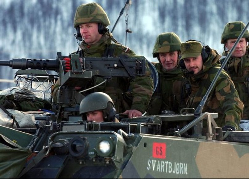 Norvegijos kariai