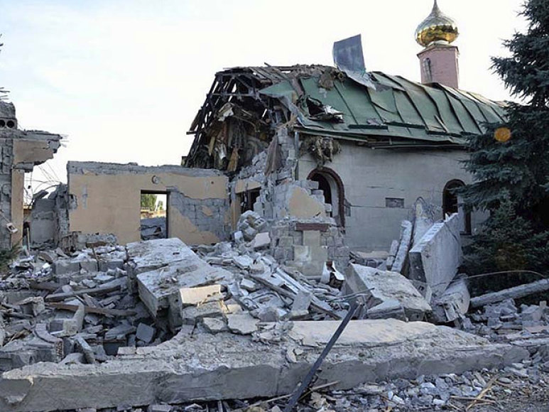 Šv. Jono iš Kronštato šventykla Kirovske