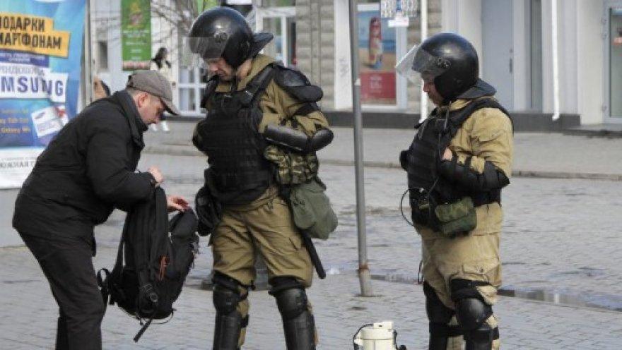 Севастопольские отряды самообороны расформированы