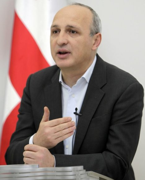 Vano Merabišvilis