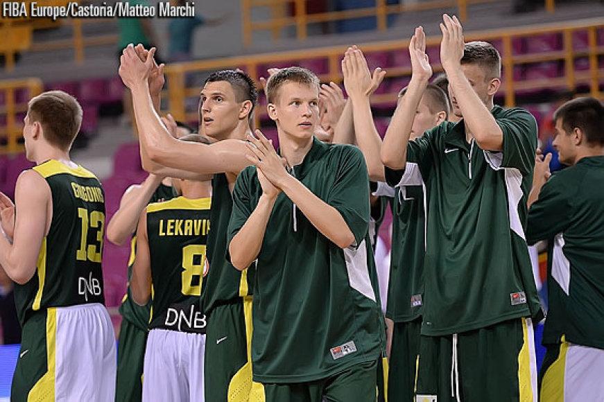 Lietuvos dvidešimtmečių krepšinio rinktinė