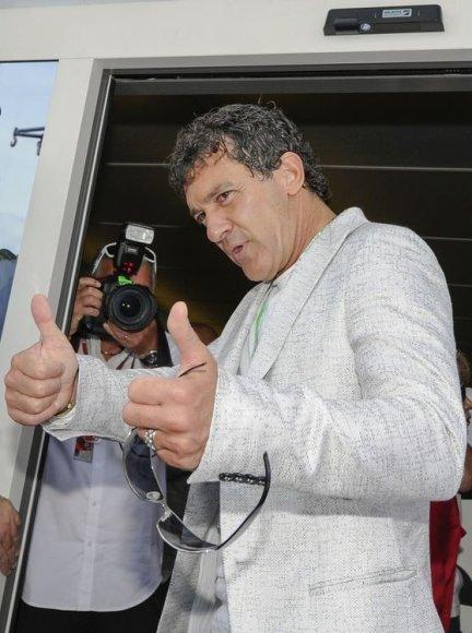 Antonio Banderasas Monake