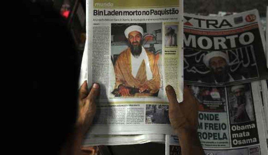 Žinia apie Osamos bin Ladeno nužudymą apskriejo visą pasaulį