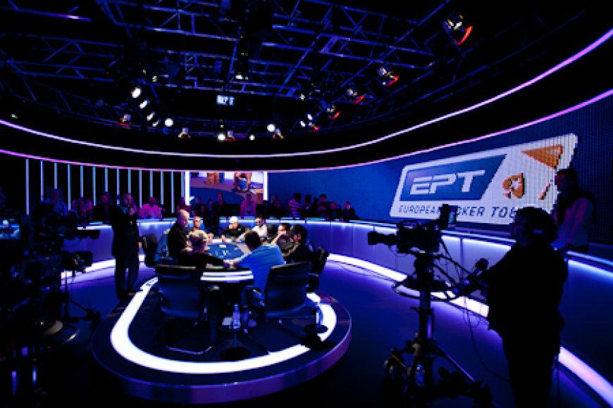 EPT kovos Monake