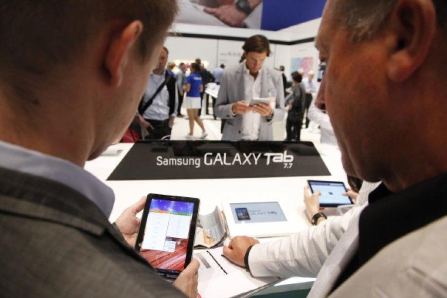 """""""Samsung"""" planšetinis kompiuteris """"Galaxy Tab 7.7"""""""