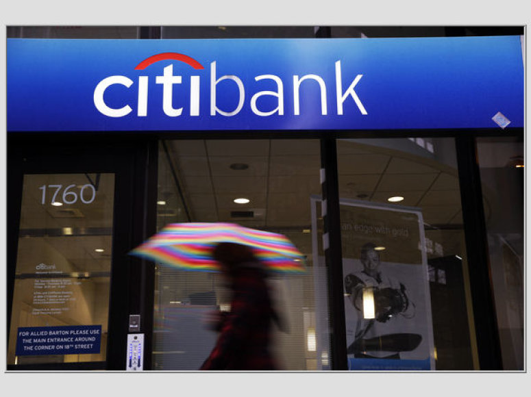 """Citibank"""