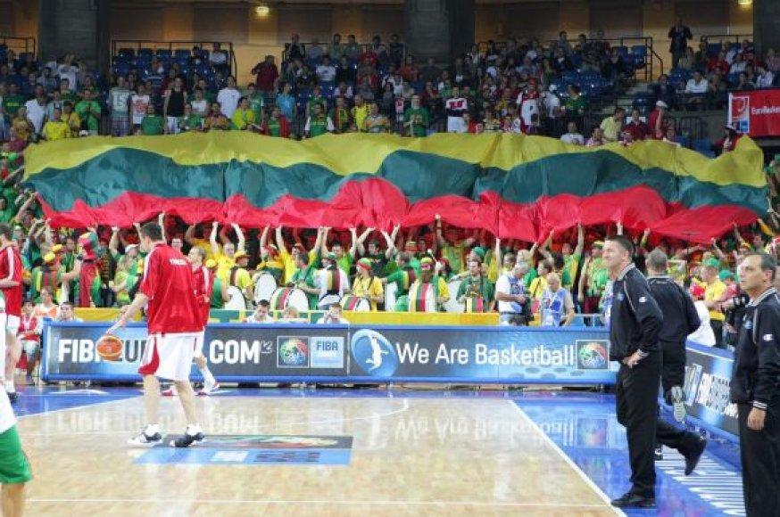 Lietuvos sirgaliai