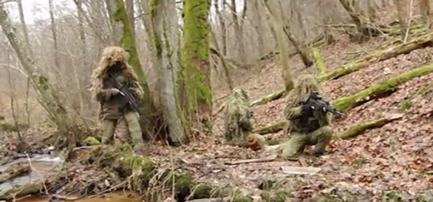 Algirdo bataliono snaiperiai