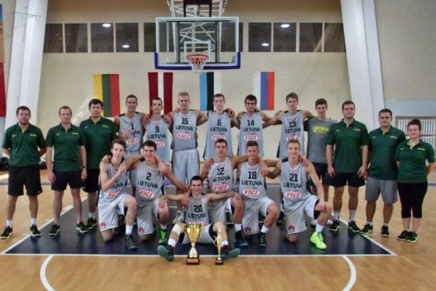 Lietuvos 16-mečių rinktinė