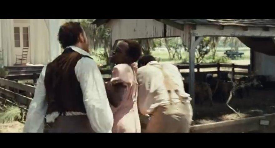"""Kadras iš filmo """"12 vergovės metų"""""""