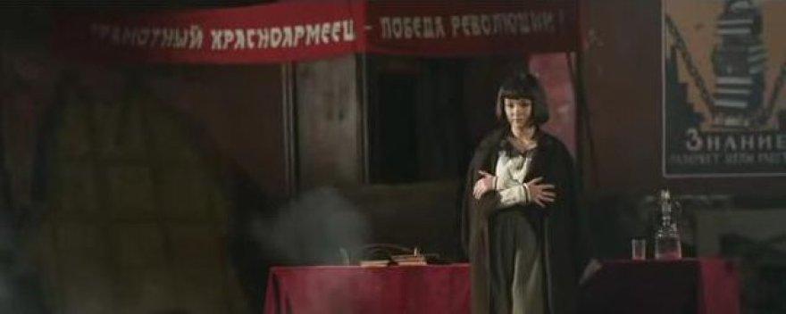 """Kadras iš serialo """"Čiapajevas. Aistra gyventi"""""""