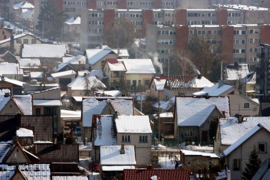 Vilijampolė – šiuo metu vienas iš labiausiai užterštų miesto gyvenamųjų rajonų.