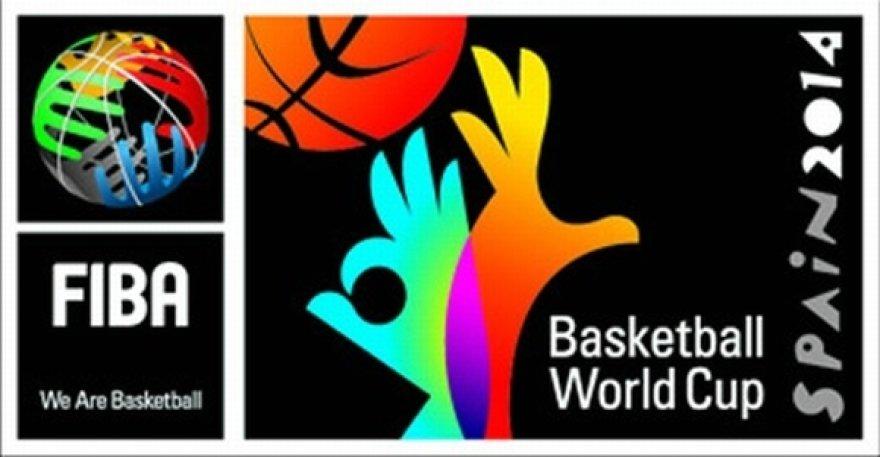 2014 m. pasaulio krepšinio čempionato logotipas