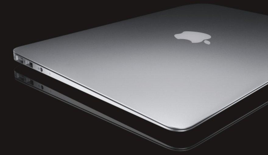 "Naujasis ""MacBook Air""."