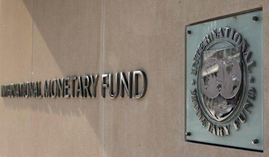 Tarptautinio valiutos fondo logotipas
