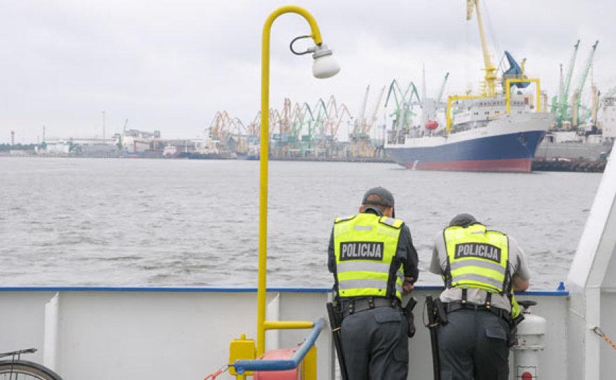 Klaipėdos policija