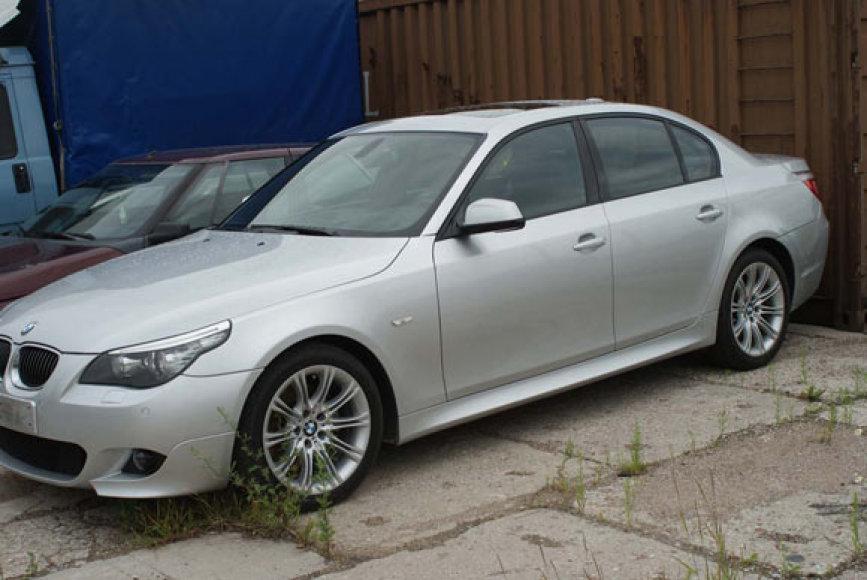 Vogtas automobilis BMW 530