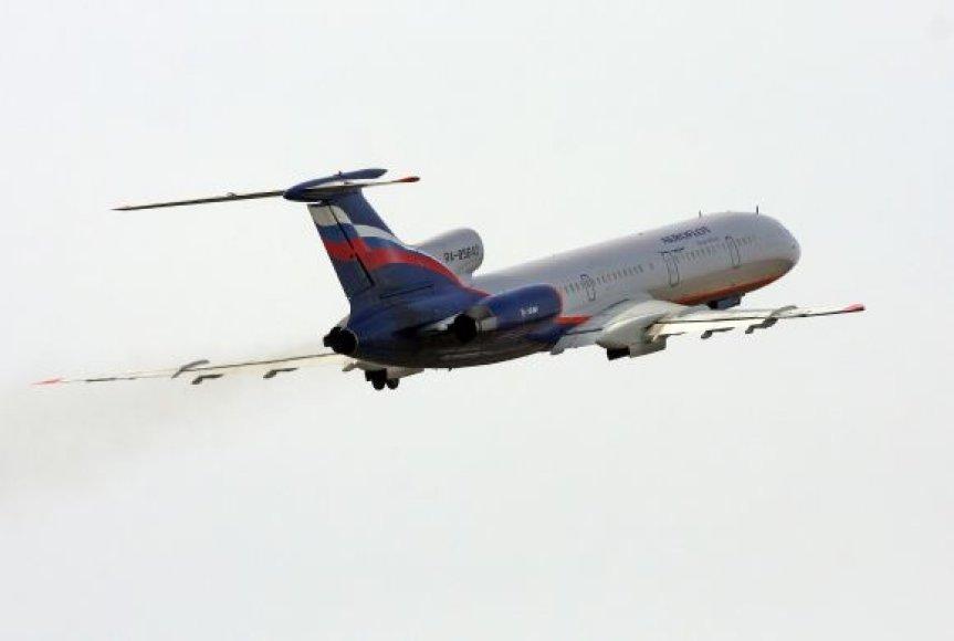 Lėktuvas TU-154